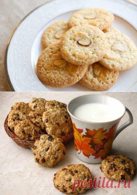 (+1) - Печенье с сухофруктами: 4 полезных рецепта | ВКУСНО ПОЕДИМ!