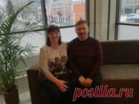 Андрей и Людмила Самойловы