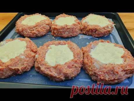 Рецепт мясного фарша на ужин, быстрый и легкий рецепт за 10 мин работы # 160