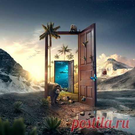 Креативная фотография от Кристиана Монроя - Photar.ru