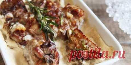 """(+2) Рёбрышки """"Провансаль"""" : Мясные блюда : Кулинария : Subscribe.Ru"""