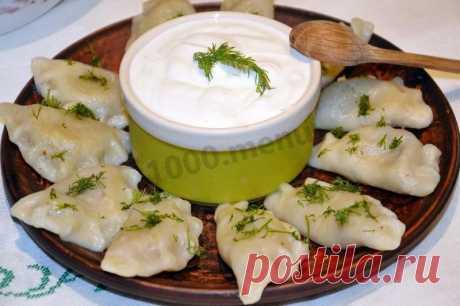 Вареники на сыворотке рецепт с фото пошагово - 1000.menu