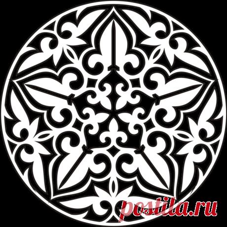 Ornamentos orientales étnicos
