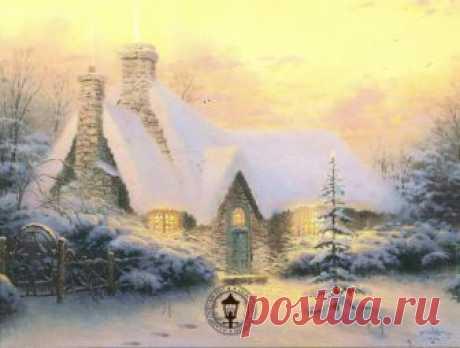 Весь Кинкейд 2 - Рождество