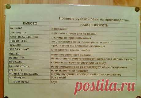 Самое интересное о русском мате (18+)