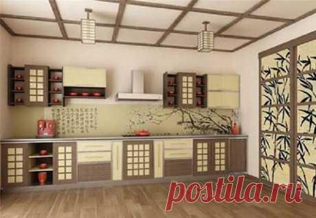Японский стиль в интерьере | Мой милый дом