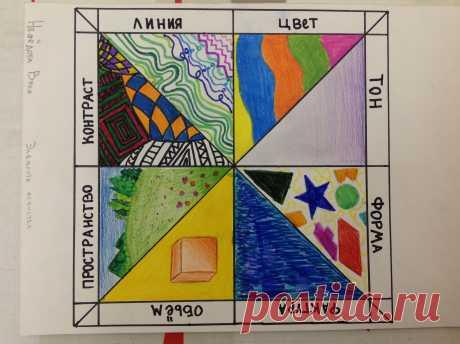 элементы искусства