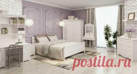 Сливовый, фиолетовый, бледно-лиловый - сиреневый цвет в детской комнате | flqu.ru - квартирный вопрос. Блог о дизайне, ремонте