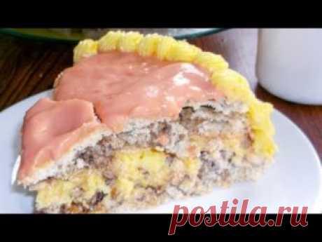 Ореховый торт безе с лимонным кремом - запись пользователя Тиано в сообществе Болталка в категории Кулинария