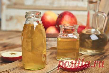 Полезные свойства яблочного уксуса | Журнал Harper's Bazaar