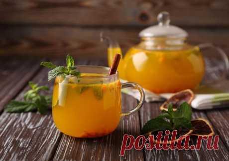 Напитки, которые помогут быстрее выздороветь