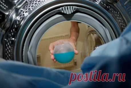 Куда на самом деле надо засыпать порошок в стиральной машине