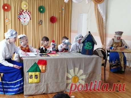 Кто в куклы не играл, тот счастья не знал.
