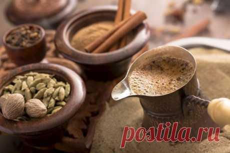 Как использовать специи: кофе с пряностями | Пикабу