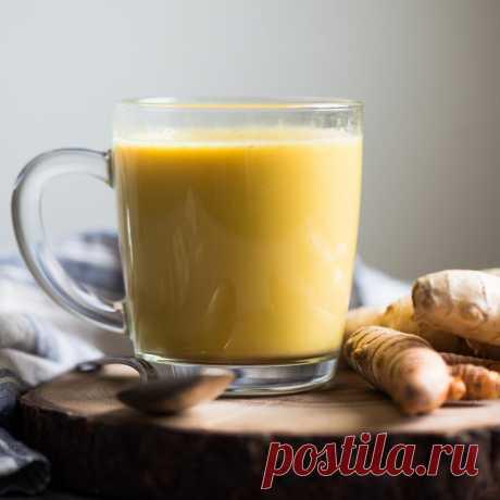 Стала пить золотое молоко: профилактика, чтобы нормализовать обмен веществ