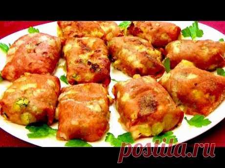 Вкуснее, чем картофель фри, ужин готов за 10 минут!