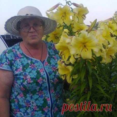 Нина Родичева