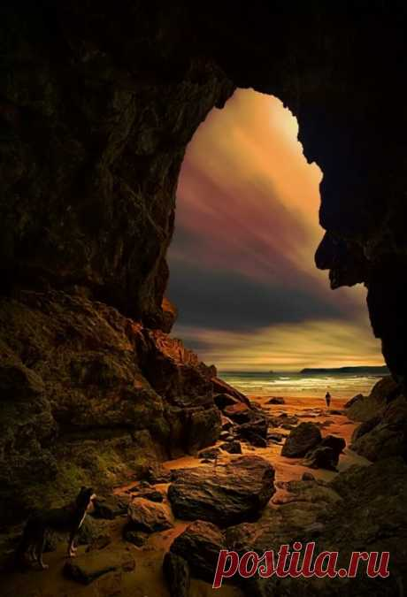 Close your eyes and dream of England - landscape-lunacy: Cornwall, England - by Stefan...