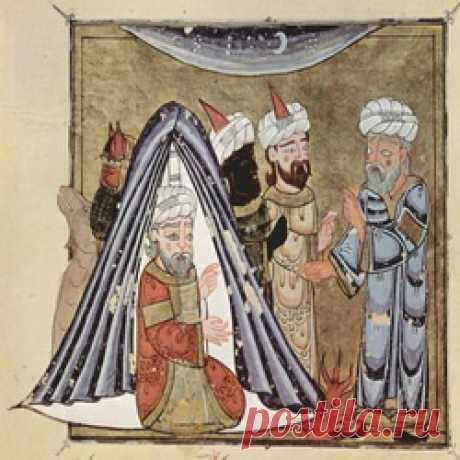 Умный Мухаммед (сказка)