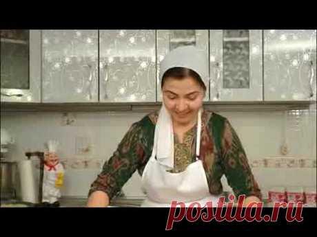 """Готовим сами """"Турецкая баклава"""" от Умиды Атаметовой"""