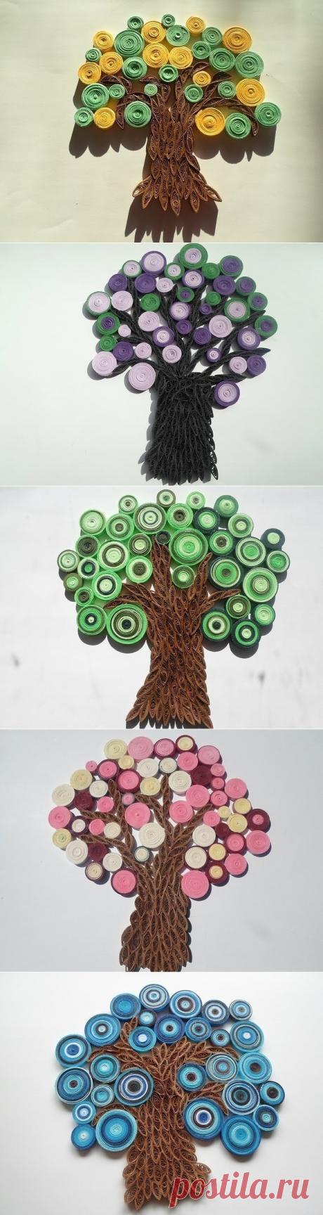 Trees. Kvilling.
