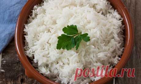 Как сделать вкусный рис: рецепт от Шефмаркет