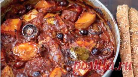Курица по-итальянски: рецепт от шеф-повара Джейми Оливера - 7дней.ru - медиаплатформа МирТесен