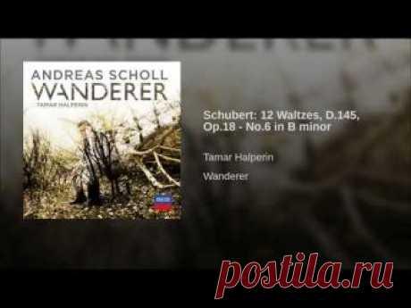 Schubert: 12 Waltzes, D.145, Op.18 - No.6 in B minor