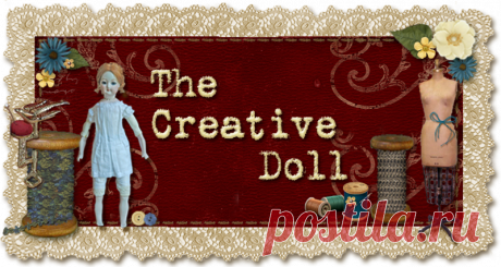 The Creative Doll: The Ease of Straw Hat Making
