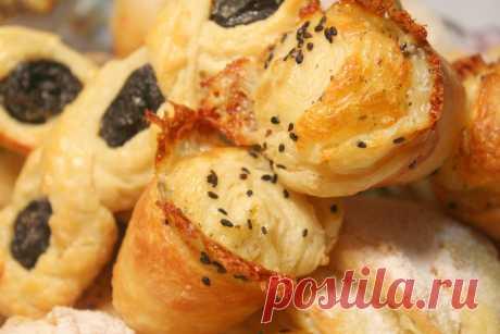 >Любимейшее дрожжевое творожно-слоеное тесто!!! + выпечка из него!. Обсуждение на Блоги на Труде