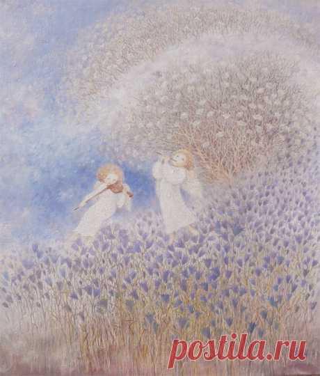 Добрые картины Говорухиной Натальи : krambambyly