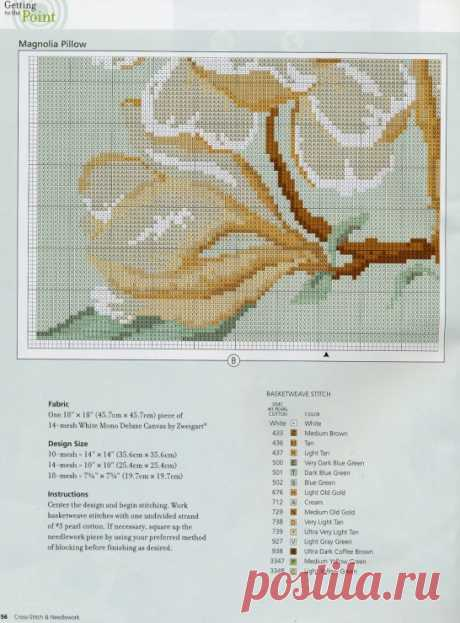 (11) Gallery.ru / Фото #36 - cross_stitch_e_needlework-2009.03 - Chispitas