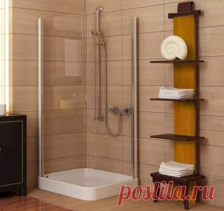 Маленькая ванная - 60 фото лучших советов и вариантов интерьера