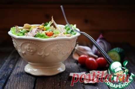 Салат «Фатуш» - кулинарный рецепт