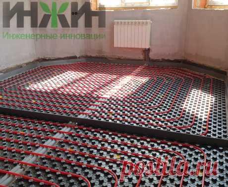 Монтаж отопления в доме из кирпича, фото 790