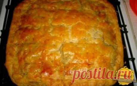 Как же давно я искала именно этот рецепт! Всего 15 минут: заливной мясной пирог.Этот сытный пирог просто обожают мужчины! Не останется ни кусочка!