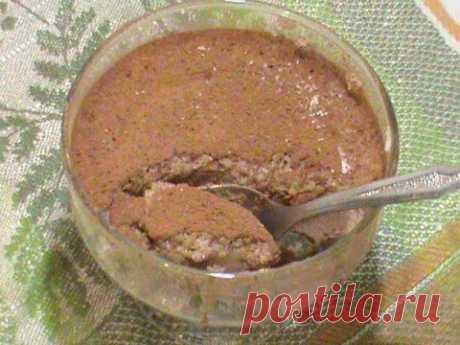 La espumilla de chocolate. El régimen de Dyukana