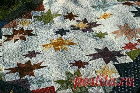 Заказывать или нет стежку лоскутного одеяла у профессионала? | Я люблю пэчворк | Яндекс Дзен