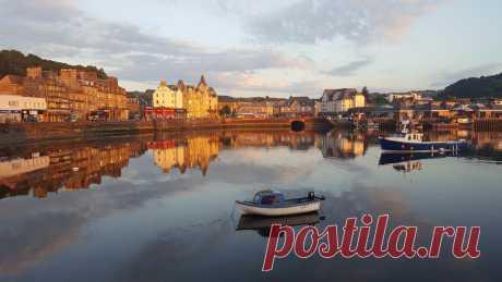 Побережье Шотландии: рыбаки и Хогвартс   ПИЛИГРИМ   Яндекс Дзен