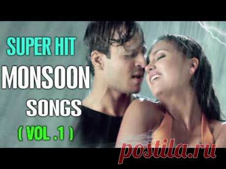 Bollywood Monsoon Special Song Jukebox - Vol.1 - YouTube
