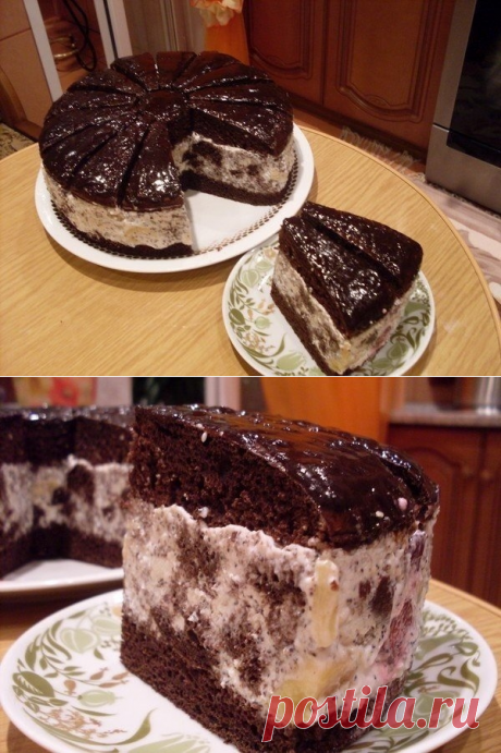 Como preparar la torta la manzanilla africana - la receta, los ingredientes y las fotografías