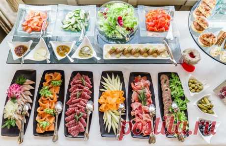 Какие блюда украсят праздничный стол и поднимут настроение