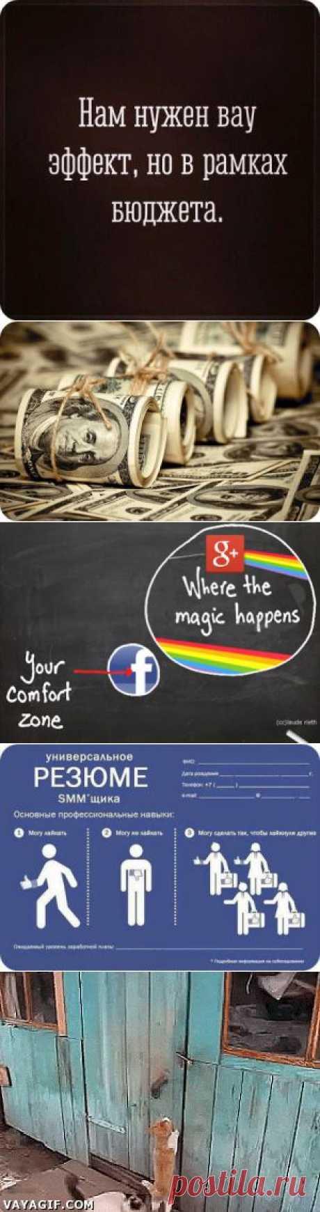 Поиск в Google+ работы в социальных сетях