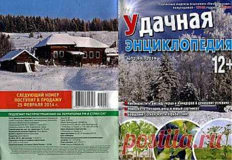 Удачная энциклопедия №3 2014.