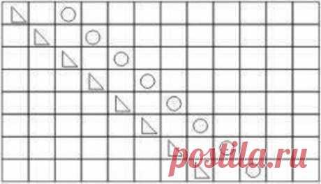 Красивая обвязка горловины спицами  Такое оформление горловины очень просто в исполнении и смотрится при этом интересно. Сложность может быть только одна: правильно рассчитать раппорт рисунка. Высота раппорта - это ширина планки. Ширина раппорта - это количество петель на которое без остатка делится количество петель всей длины горловины. Например: высота планки 16 рядов. 16/2=8.  Раппорт не может быть меньше 8 петель. На 8 петлях у нас будет ажурная деккеровка.  В моем...