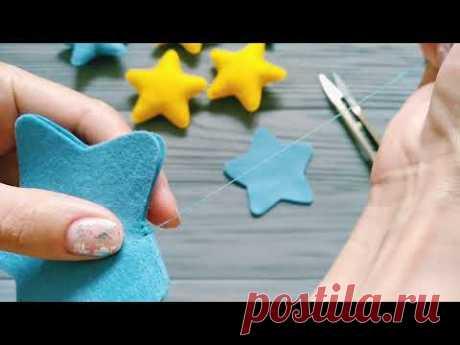 Петельный шов: как я сшиваю игрушки из фетра