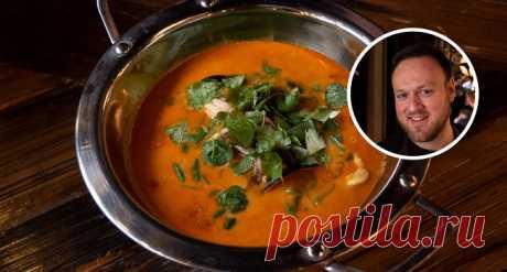Как готовить том-ям – «Еда»