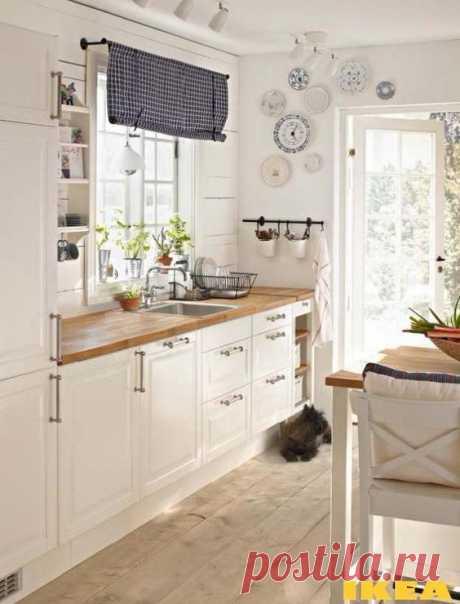 30 фантастических идей белой кухни – В РИТМІ ЖИТТЯ
