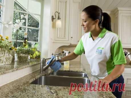 Как почистить дом за 1 минуту