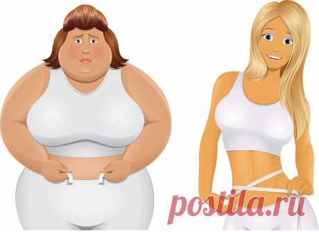 4 акупунктурных точек для похудения и здоровья.